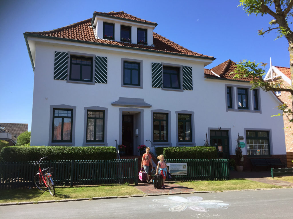 Langeoog-Villa Apollonia